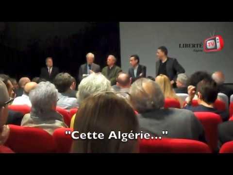 L'Algérie vue par le patron de la DGSE