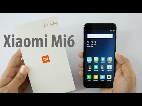Xiaomi Mi6 with Dual Camera Unboxing & Hands On Overview