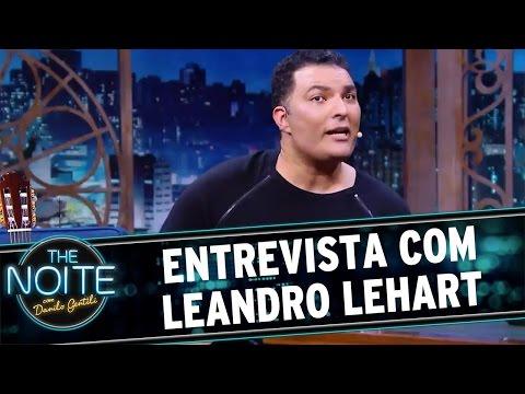 The Noite (28/06/16) - Entrevista com Leandro Lehart