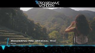 Melchi - Wonderful You (Original Mix) [Music Video] [Emergent Shores]