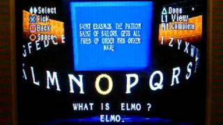 Playstation Jeopardy! Run Game 9 Part 3