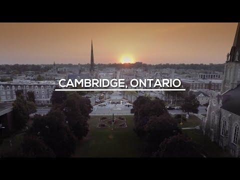 Welcome To Cambridge Ontario