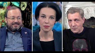 Белковский и Невзоров о творческом вечере Владимира Соловьева в Санкт-Петербурге
