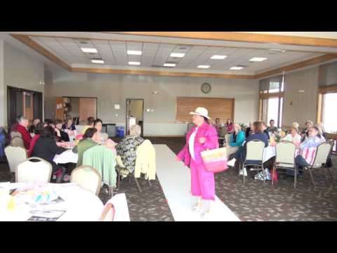 Center for Senior Citizens Fashion Show - 04/21/2016