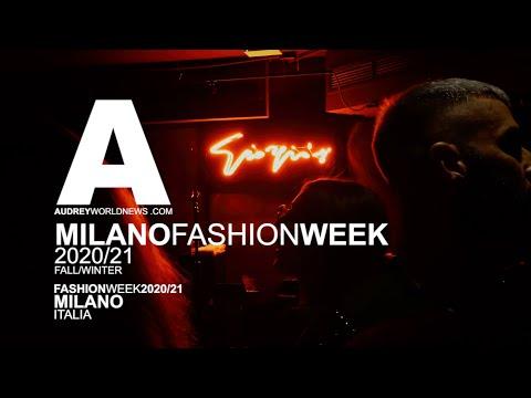 milano fashion week fw2020 21