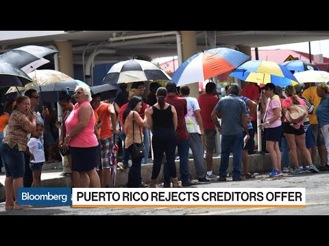 Why Puerto Rico Rejected $1 Billion Loan Offer