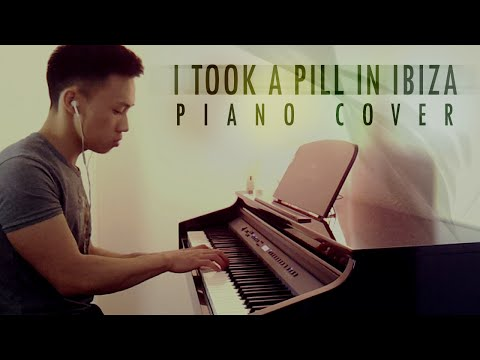 Mike Posner - I Took A Pill In Ibiza (piano cover by Ducci) [SeeB Remix]