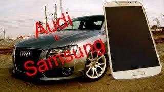 Audi MMI und Android koppeln (Audi A5 mit Galaxy S4)