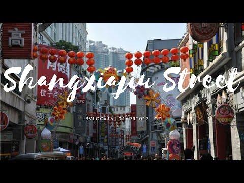 Shangxiajiu Walking Street and more