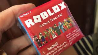 ROBLOX Blind Box Series 3 Toy Opening