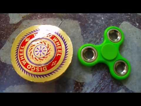 Fidget Spinner vs