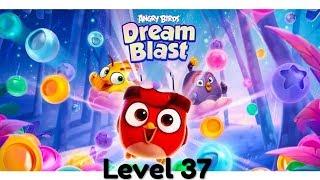 Angry Birds Dream Blast Level 37
