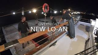 Fireworks and yellowtail Fishing on the legendary New Lo-An