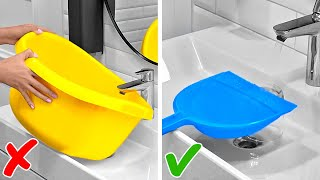 Coolest Bathroom Hacks And Tricks For Any Situation