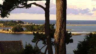 Fin d'après midi à Port Blanc, Côtes d'Armor
