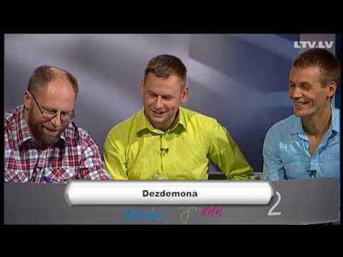 [LATVIAN] TV spēle VIP