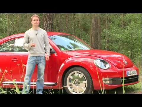 2012 VW Beetle - Which? first drive