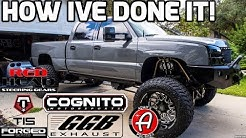 HOW TO GET SPONSORED! FREE TRUCK/CAR PARTS!
