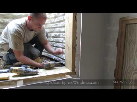 Jackson Egress Windows|Columbus, Ohio