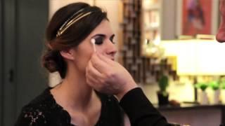 Préparation pour le réveillon : maquillage de fête grâce à Max Herlant