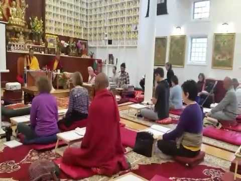 Great Drikung Phowa Chenmo Retreat @DDSC, Jan 11-15, 2017