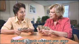 Help with Prescription Drugs Costs- A Spanish-language Video