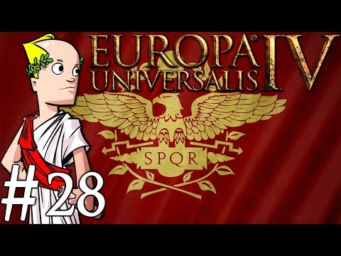 Europa Universalis IV | Rome Custom Nation | Part 28 | THE Ally