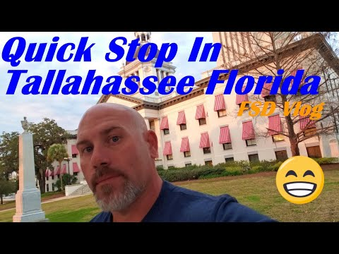 FSD Stops in Tallahassee Florida