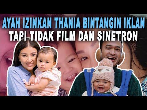 Ruben Onsu Izinkan Thania Bintangi Iklan, Tapi Tidak Film Dan Sinetron!