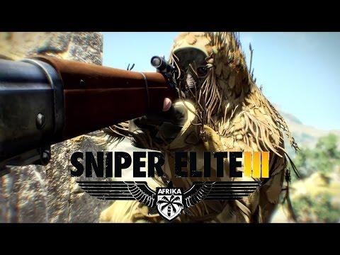 Sniper Elite 3 Finale  Confrontation Walkthrough #3 Save Churchill DLC Part 3