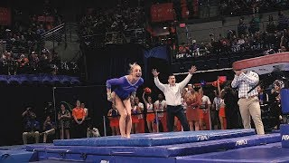 Florida Gymnastics: 2018 Oklahoma Highlight Video