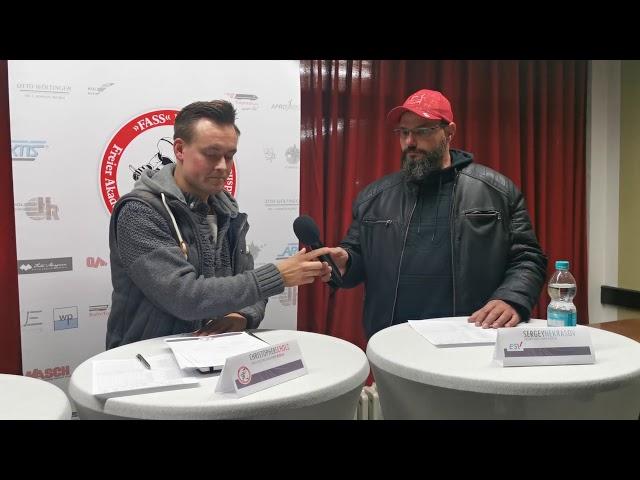 Pressekonferenz FASS Berlin Vs Halle Saale Bills 1b