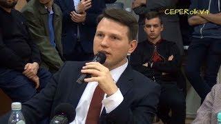 Pytania do Sławomira Mentzena przed debatą z Ruchem Narodowym