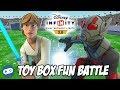 Luke Skywalker and Ant Man Disney Infinity 3.0 Toy Box Fun Battle Gameplay Part 2