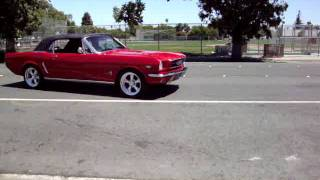 1965 mustang 289 takeoff exhaust