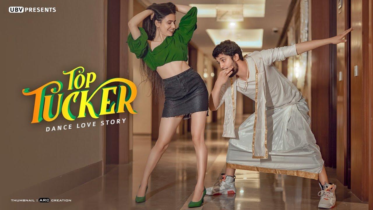 Top Tucker   Dance & Cute Love Story   Badshah   New Hindi Song   Unknown Boy Varun