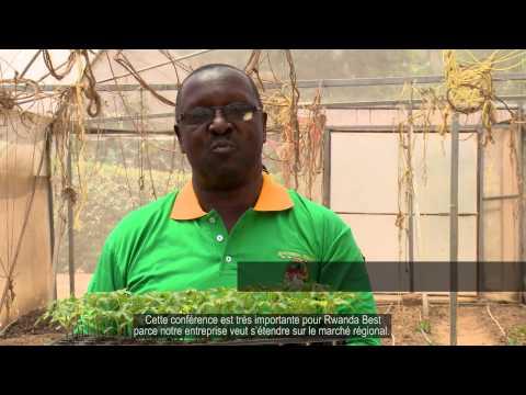 [Teaser] Promoting Innovation & Trade in Horticulture 2015