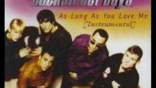 Backstreet Boys - As Long As You Love Me [Instrumental]