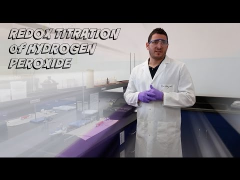 ap chemistry redox titration lab