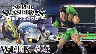 Super Smash Bros. Ultimate Weekly Updates - Week #23