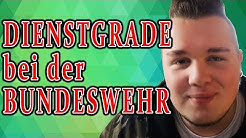DIENSTGRADE bei der BUNDESWEHR | Plakos-akademie.de