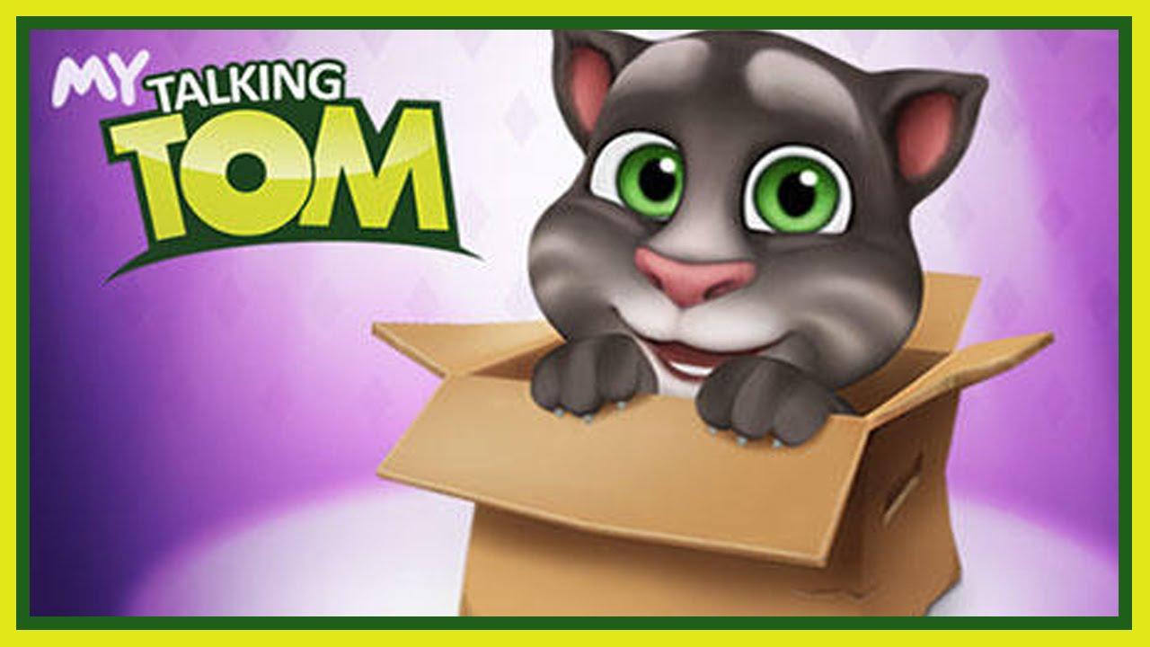 Talking Tom Cat Movie