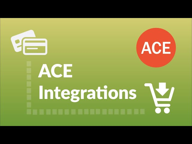 Updated ACE-Shopify Integration - Auto-Sync Prices & Product Listings