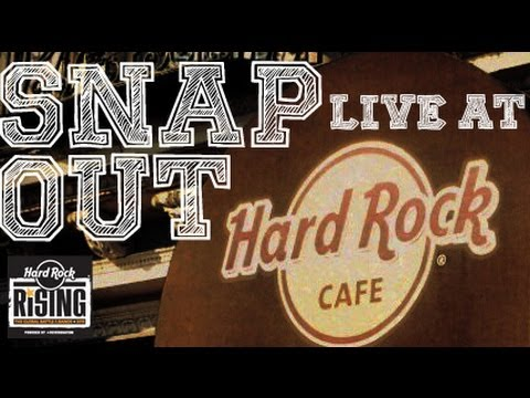 Snap Out Live At The Hard Rock Cafe London