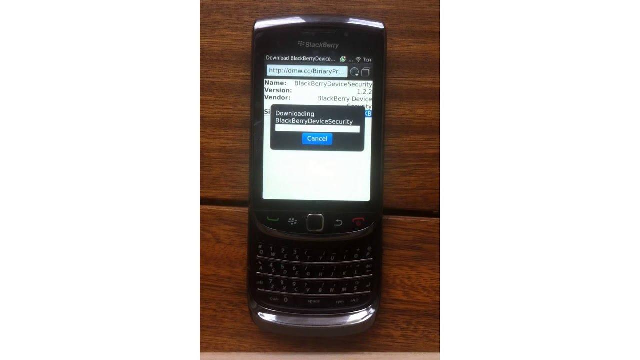 blackberry phone tracker