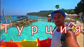 Турция Заблудился и зашёл в ЗАКРЫТЫЙ VIP отель 5