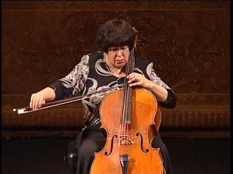 Bach cello suite 1 Natalia Gutman