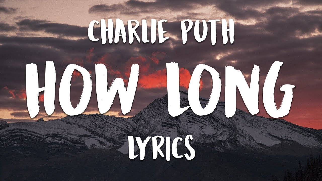 Charlie Puth How Long Whatsapp Status Video 2017 Youtube