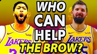 Four Forwards the Lakers Can Target To Backup Anthony Davis | 2019 NBA Free Agency