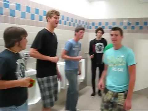 Longest Time performed in a bathroom to a man